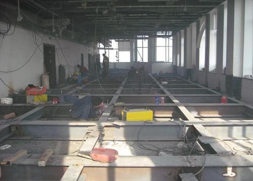 滨江钢结构加固公司